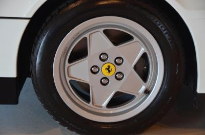 Used 1988 Ferrari Testarossa Used 1988 Ferrari Testarossa for sale Sold at Cauley Ferrari in West Bloomfield MI 15