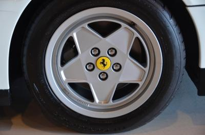 Used 1988 Ferrari Testarossa Used 1988 Ferrari Testarossa for sale Sold at Cauley Ferrari in West Bloomfield MI 18
