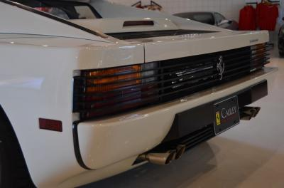Used 1988 Ferrari Testarossa Used 1988 Ferrari Testarossa for sale Sold at Cauley Ferrari in West Bloomfield MI 22