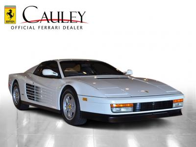 Used 1988 Ferrari Testarossa Used 1988 Ferrari Testarossa for sale Sold at Cauley Ferrari in West Bloomfield MI 4