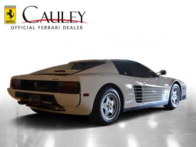 Used 1988 Ferrari Testarossa Used 1988 Ferrari Testarossa for sale Sold at Cauley Ferrari in West Bloomfield MI 6