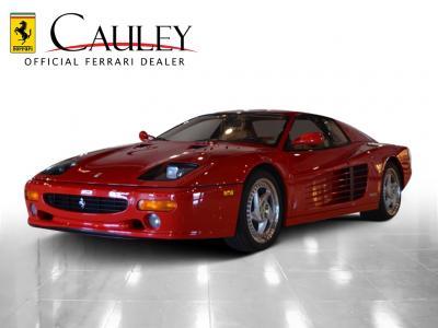 Used 1995 Ferrari F512 M Used 1995 Ferrari F512 M for sale Sold at Cauley Ferrari in West Bloomfield MI 10