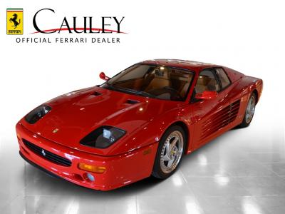 Used 1995 Ferrari F512 M Used 1995 Ferrari F512 M for sale Sold at Cauley Ferrari in West Bloomfield MI 11