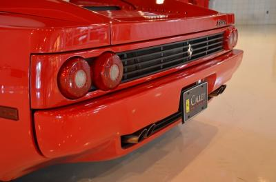 Used 1995 Ferrari F512 M Used 1995 Ferrari F512 M for sale Sold at Cauley Ferrari in West Bloomfield MI 23