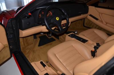 Used 1995 Ferrari F512 M Used 1995 Ferrari F512 M for sale Sold at Cauley Ferrari in West Bloomfield MI 29