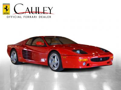 Used 1995 Ferrari F512 M Used 1995 Ferrari F512 M for sale Sold at Cauley Ferrari in West Bloomfield MI 4