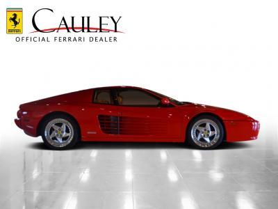 Used 1995 Ferrari F512 M Used 1995 Ferrari F512 M for sale Sold at Cauley Ferrari in West Bloomfield MI 5