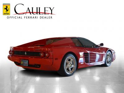 Used 1995 Ferrari F512 M Used 1995 Ferrari F512 M for sale Sold at Cauley Ferrari in West Bloomfield MI 6
