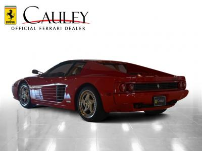 Used 1995 Ferrari F512 M Used 1995 Ferrari F512 M for sale Sold at Cauley Ferrari in West Bloomfield MI 8