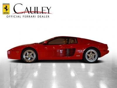 Used 1995 Ferrari F512 M Used 1995 Ferrari F512 M for sale Sold at Cauley Ferrari in West Bloomfield MI 9