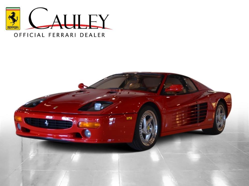 Used 1995 Ferrari F512 M