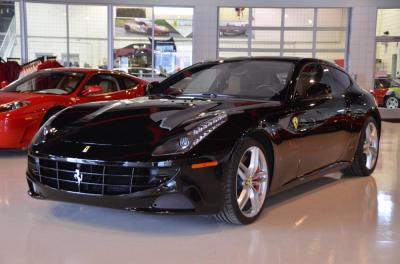 Used 2012 Ferrari FF Used 2012 Ferrari FF for sale Sold at Cauley Ferrari in West Bloomfield MI 11