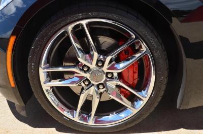 Used 2014 Chevrolet Corvette Stingray Z51 Used 2014 Chevrolet Corvette Stingray Z51 for sale Sold at Cauley Ferrari in West Bloomfield MI 10