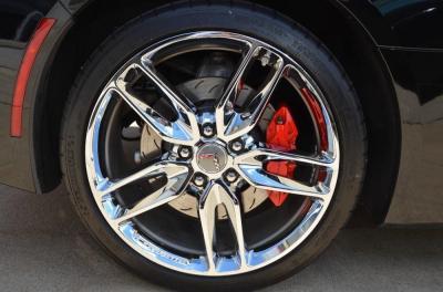 Used 2014 Chevrolet Corvette Stingray Z51 Used 2014 Chevrolet Corvette Stingray Z51 for sale Sold at Cauley Ferrari in West Bloomfield MI 12