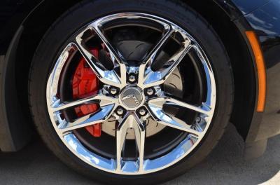 Used 2014 Chevrolet Corvette Stingray Z51 Used 2014 Chevrolet Corvette Stingray Z51 for sale Sold at Cauley Ferrari in West Bloomfield MI 13