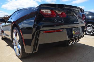 Used 2014 Chevrolet Corvette Stingray Z51 Used 2014 Chevrolet Corvette Stingray Z51 for sale Sold at Cauley Ferrari in West Bloomfield MI 16