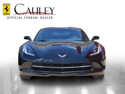 Used 2014 Chevrolet Corvette Stingray Z51 Used 2014 Chevrolet Corvette Stingray Z51 for sale Sold at Cauley Ferrari in West Bloomfield MI 3