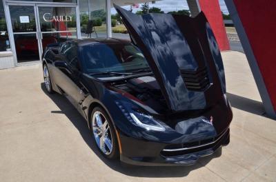 Used 2014 Chevrolet Corvette Stingray Z51 Used 2014 Chevrolet Corvette Stingray Z51 for sale Sold at Cauley Ferrari in West Bloomfield MI 31