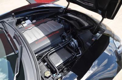 Used 2014 Chevrolet Corvette Stingray Z51 Used 2014 Chevrolet Corvette Stingray Z51 for sale Sold at Cauley Ferrari in West Bloomfield MI 32