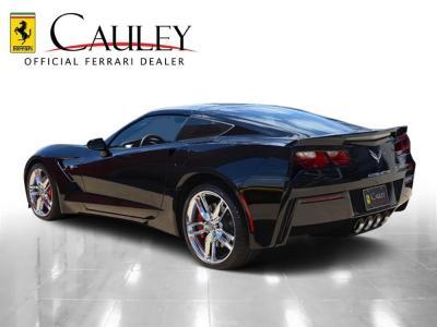 Used 2014 Chevrolet Corvette Stingray Z51 Used 2014 Chevrolet Corvette Stingray Z51 for sale Sold at Cauley Ferrari in West Bloomfield MI 7