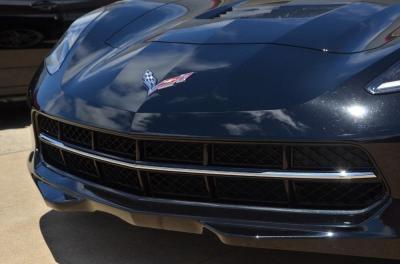 Used 2014 Chevrolet Corvette Stingray Z51 Used 2014 Chevrolet Corvette Stingray Z51 for sale Sold at Cauley Ferrari in West Bloomfield MI 9