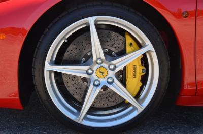 Used 2011 Ferrari 458 Italia Used 2011 Ferrari 458 Italia for sale Sold at Cauley Ferrari in West Bloomfield MI 12