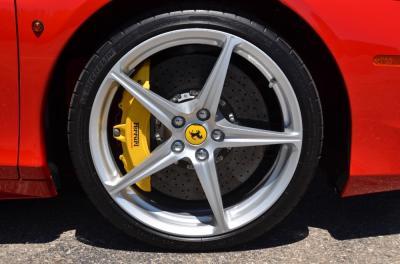 Used 2011 Ferrari 458 Italia Used 2011 Ferrari 458 Italia for sale Sold at Cauley Ferrari in West Bloomfield MI 16