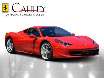 Used 2011 Ferrari 458 Italia Used 2011 Ferrari 458 Italia for sale Sold at Cauley Ferrari in West Bloomfield MI 4