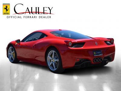 Used 2011 Ferrari 458 Italia Used 2011 Ferrari 458 Italia for sale Sold at Cauley Ferrari in West Bloomfield MI 8