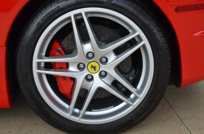 Used 2008 Ferrari F430 Spider Used 2008 Ferrari F430 Spider for sale Sold at Cauley Ferrari in West Bloomfield MI 15