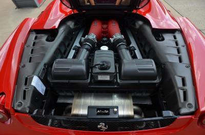 Used 2008 Ferrari F430 Spider Used 2008 Ferrari F430 Spider for sale Sold at Cauley Ferrari in West Bloomfield MI 21