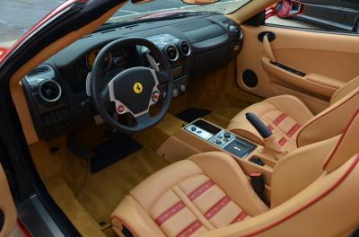 Used 2008 Ferrari F430 Spider Used 2008 Ferrari F430 Spider for sale Sold at Cauley Ferrari in West Bloomfield MI 25