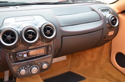 Used 2008 Ferrari F430 Spider Used 2008 Ferrari F430 Spider for sale Sold at Cauley Ferrari in West Bloomfield MI 32