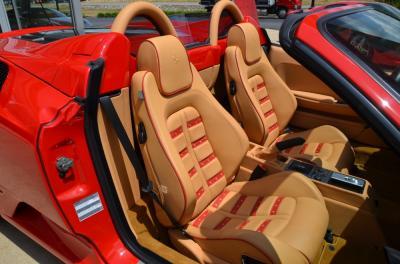 Used 2008 Ferrari F430 Spider Used 2008 Ferrari F430 Spider for sale Sold at Cauley Ferrari in West Bloomfield MI 41