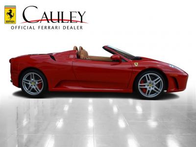 Used 2008 Ferrari F430 Spider Used 2008 Ferrari F430 Spider for sale Sold at Cauley Ferrari in West Bloomfield MI 5