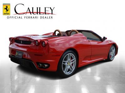 Used 2008 Ferrari F430 Spider Used 2008 Ferrari F430 Spider for sale Sold at Cauley Ferrari in West Bloomfield MI 6