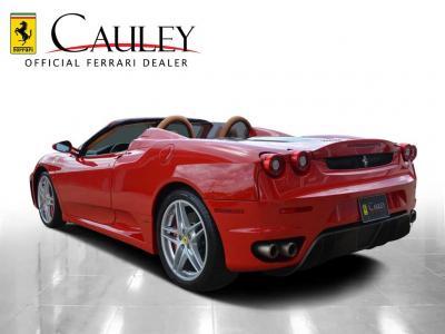 Used 2008 Ferrari F430 Spider Used 2008 Ferrari F430 Spider for sale Sold at Cauley Ferrari in West Bloomfield MI 8