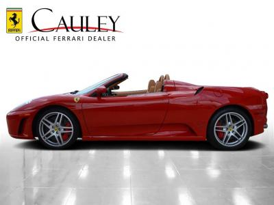 Used 2008 Ferrari F430 Spider Used 2008 Ferrari F430 Spider for sale Sold at Cauley Ferrari in West Bloomfield MI 9