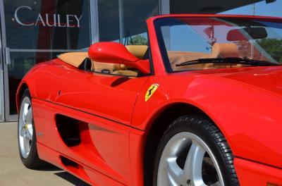Used 1999 Ferrari 355 Spider F1 Used 1999 Ferrari 355 Spider F1 for sale Sold at Cauley Ferrari in West Bloomfield MI 11