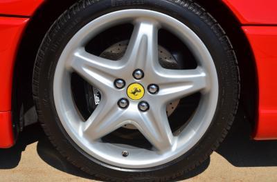 Used 1999 Ferrari 355 Spider F1 Used 1999 Ferrari 355 Spider F1 for sale Sold at Cauley Ferrari in West Bloomfield MI 15