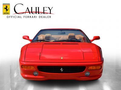 Used 1999 Ferrari 355 Spider F1 Used 1999 Ferrari 355 Spider F1 for sale Sold at Cauley Ferrari in West Bloomfield MI 3