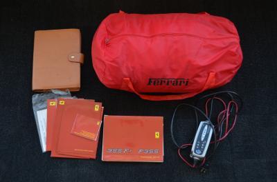 Used 1999 Ferrari 355 Spider F1 Used 1999 Ferrari 355 Spider F1 for sale Sold at Cauley Ferrari in West Bloomfield MI 39