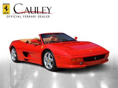 Used 1999 Ferrari 355 Spider F1 Used 1999 Ferrari 355 Spider F1 for sale Sold at Cauley Ferrari in West Bloomfield MI 4