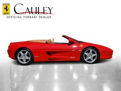 Used 1999 Ferrari 355 Spider F1 Used 1999 Ferrari 355 Spider F1 for sale Sold at Cauley Ferrari in West Bloomfield MI 5