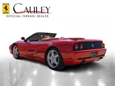 Used 1999 Ferrari 355 Spider F1 Used 1999 Ferrari 355 Spider F1 for sale Sold at Cauley Ferrari in West Bloomfield MI 8
