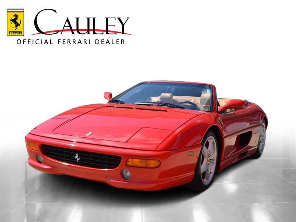 Used 1999 Ferrari 355 Spider F1