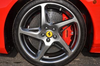 Used 2015 Ferrari 458 Spider Used 2015 Ferrari 458 Spider for sale Sold at Cauley Ferrari in West Bloomfield MI 12