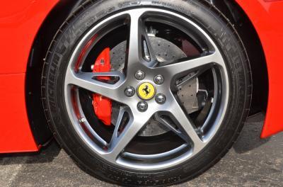 Used 2015 Ferrari 458 Spider Used 2015 Ferrari 458 Spider for sale Sold at Cauley Ferrari in West Bloomfield MI 13