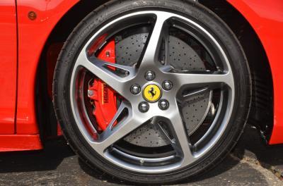 Used 2015 Ferrari 458 Spider Used 2015 Ferrari 458 Spider for sale Sold at Cauley Ferrari in West Bloomfield MI 14