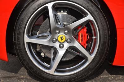 Used 2015 Ferrari 458 Spider Used 2015 Ferrari 458 Spider for sale Sold at Cauley Ferrari in West Bloomfield MI 15
